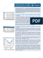 Nov 11 Oil and Gas Production Note