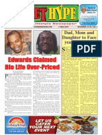 Street Hype Newspaper - Nov 19-30, 2011  Issue