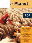 Our Planet Magazine - Energy, Finance and Climate Change