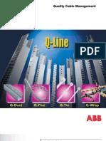 ABB; Quality Cable Management, Q-Line