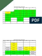 Bacharelado SI 2010-1 HORÁRIOS versão 4 simplificada para divulgação