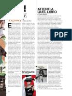 """""""Tredici racconti"""", John Cheever, ne parla Tiziano Gianotti su """"D"""""""