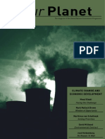 Our Planet Magazine - Climate Change and Economic Development