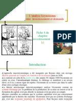 théme 4 -les relations entre investissement et débouchés 2010-2011