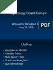 Nephrology Board Review May 2008-Mcfadden