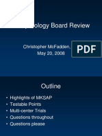 Nephrology Board Review May 2008-Mcfadden