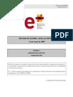 Modelo Examen Nivel b2 16mayo Transcripcion