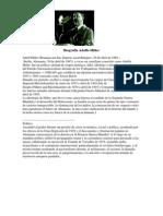 Biografia Adolfo Hitler