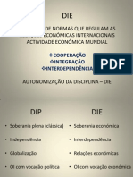 DIE INTRODUÇÃO-OMC