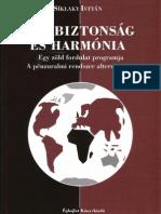 Síklaky István - Létbiztonság és Harmónia - teljes pdf könyv