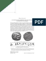 Un nouveau roi chypriote sur une monnaie à inscription syllabique