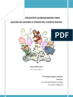 Educar Valores Traves Del Cuento Digital