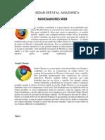 NAVEGADORES WEB