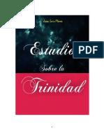 Estudios Sobre La Trinidad