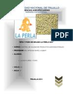 Bpm y Poes de Avicola La Perla