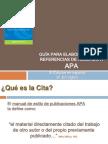 PresentacionBibliotecaMetodologiaAPA