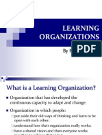41 Mohit Learning Organization