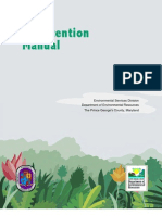 Maryland; Bioretention Manual - Prince George's County
