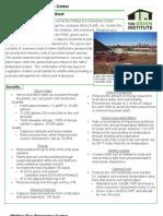 Minnesota; Green Roof Fact Sheet - Minnesota Green Roofs Council