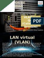 Vlans y Qos - Roberto Flores Ayqui