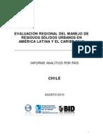 Informe Analitico CHILE