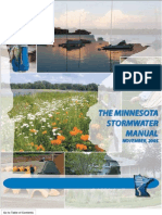 Minnesota; Stormwater Manual