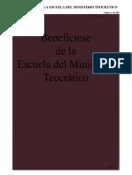 Puntos Del Libro Beneficiese (Grande)