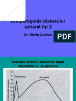 Etiopatogenia Dibetului Zaharat Tip2
