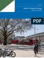 London Transport Strategy 2010