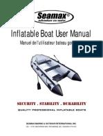 Sea Max Manual 2010