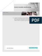 Automotive General Assembly Manufacturing Wp s 3