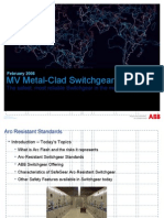 ABB MV Switch Gear Overview 2009c NXPowerLite