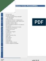 BA1102 PLSQL Programming Training