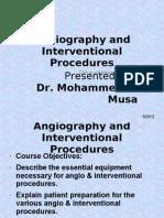 Angio and Interv Procedures