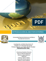 Sector Externo Para CD