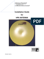 6 Foot Antenna Installation Guide