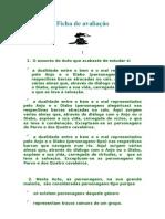 Ficha de avaliaçãogeral Auto