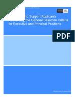 Criteria Support