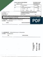 John Antoon Financial Disclosure Report for 2003