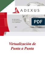Virtualizacion Punta a Punta