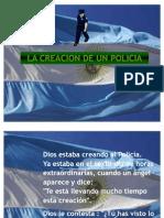 ODA AL POLICIA
