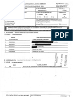 Mary A Lemmon Financial Disclosure Report for 2004