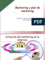 Marketing vs Plan de Marketing