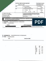 Jose A Fuste Financial Disclosure Report for 2003