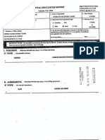 William H Alsup Financial Disclosure Report for 2003