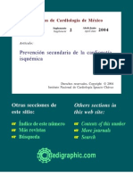 Prevencion Card Isq