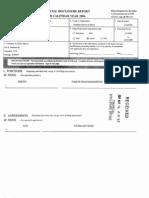 Ronald A Guzman Financial Disclosure Report for 2006