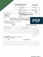 Peter C Economus Financial Disclosure Report for 2009