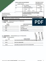 James E Kinkeade Financial Disclosure Report for 2003