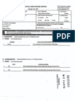 Anthony W Ishii Financial Disclosure Report for 2003